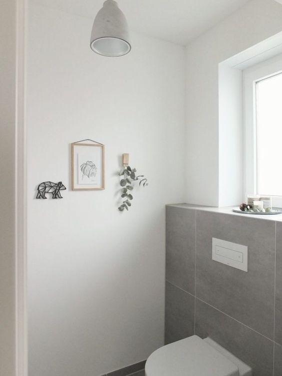 [Interior] ↠ Der Winter zieht ein! Einrichtungsideen für euer Gäste-WC!   WOHNGOLDSTÜCK   Bloglovin'