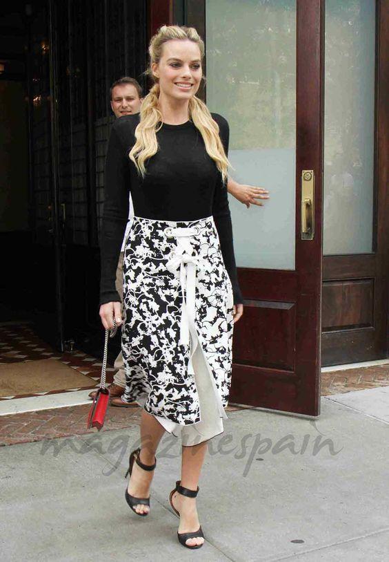 El estilo de Margot Robbie, la nueva chica de moda en Hollywood
