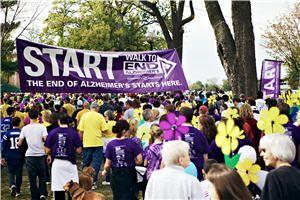 2012 Walk to End Alzheimer's in the Nation's Capital - Washington, DC: Brooke Kenny - Alzheimer's Association