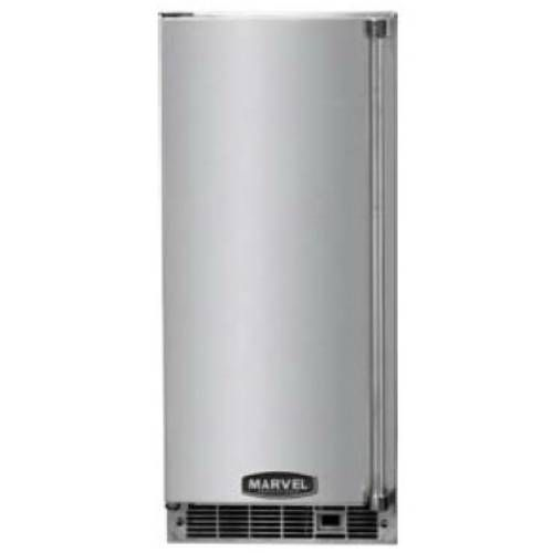Marvel MPRO30IMT-BS-R-P 15 Right Hinge Clear Ice Maker with Pump  Review Buy Now