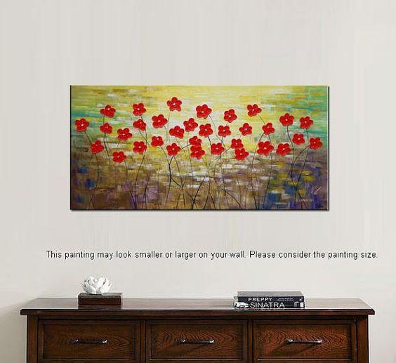 Ehi, ho trovato questa fantastica inserzione di Etsy su https://www.etsy.com/it/listing/261424833/fiore-dipinto-originale-olio-su-tela