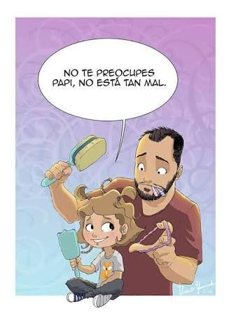 Resultado De Imagen Para Dibujos De Hija Y Padre Single Dads Father Daughter Bond Father Art