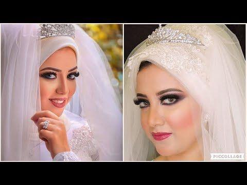 احدث لفات طرح عرايس اجمل لفات طرح تركى للعرائس 2018 Youtube Disney Wedding Dresses Hijab Bride Pakistani Wedding