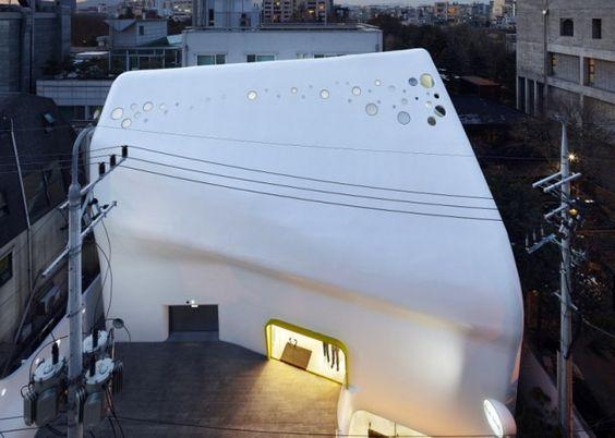 Boutique Paul Smith à Séoul par System Lab - Journal du Design