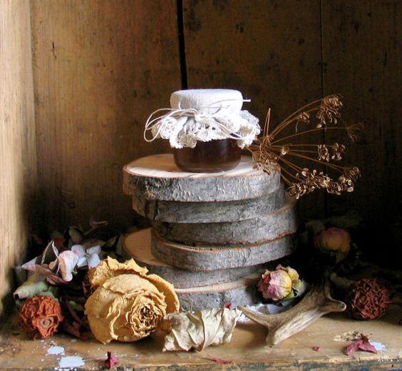 12 x Wedding Favors miel pot Favor douche faveurs de par dreamsBee