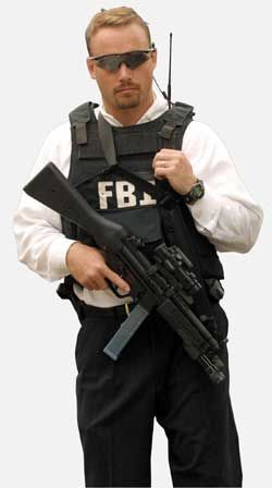 An introduction to the lifestyle of an fbi agent