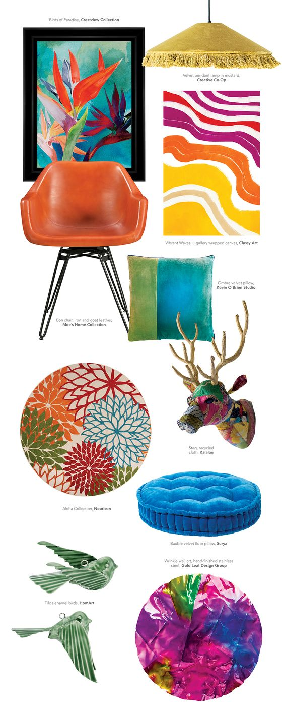 Summer Trendspotting: Fresh Fruit | Home Accents Today