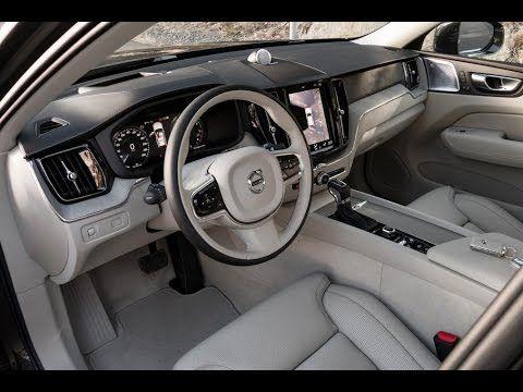 Volvo Xc60 2018 Interior And Exterior