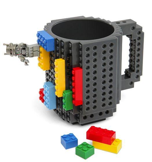 Build On Brick Mug