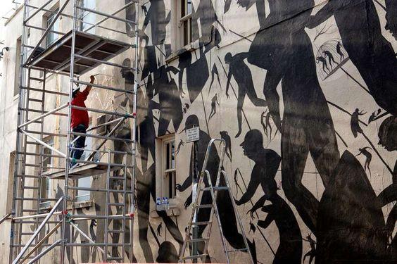 Spanish artist David De La Mano