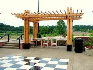 Pergolas ideales para patios y terrazas dise o colores y for Diseno de patios y terrazas