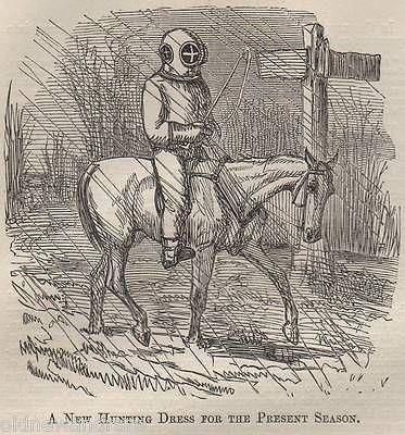 Genuine 1853 #print deep sea #diver #diving helmet suit ocean marine biology hors,  View more on the LINK: http://www.zeppy.io/product/gb/2/231965480727/