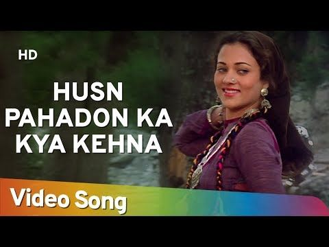 Husn Pahadon Ka Kya Kehna Mandakini Rajiv Kapoor Ram Teri Ganga Maili Old Hindi Hits Youtube Songs Film Song Hit Songs