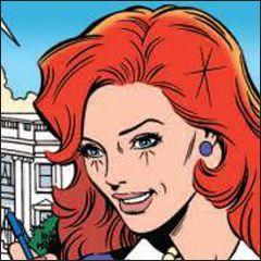 brenda starr: Starr Comics, Graphic Design Animation, Brenda Starr