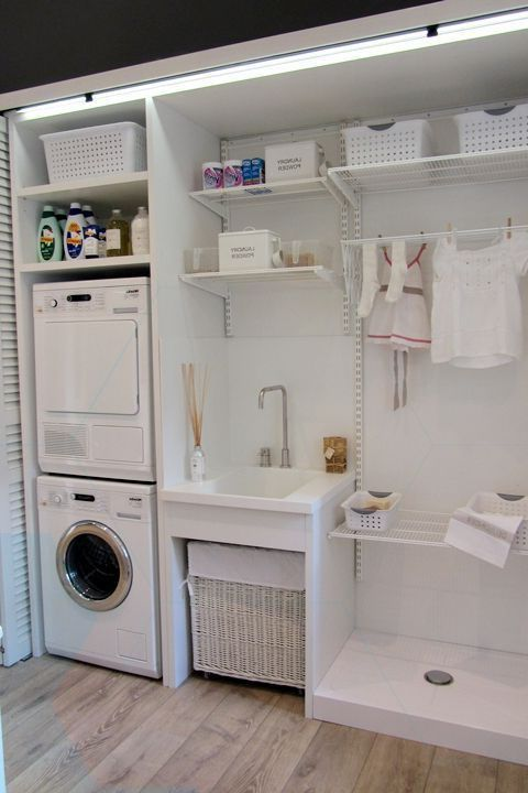 12 Photos Of Laundry With Sink And Vanity Room Decoration In