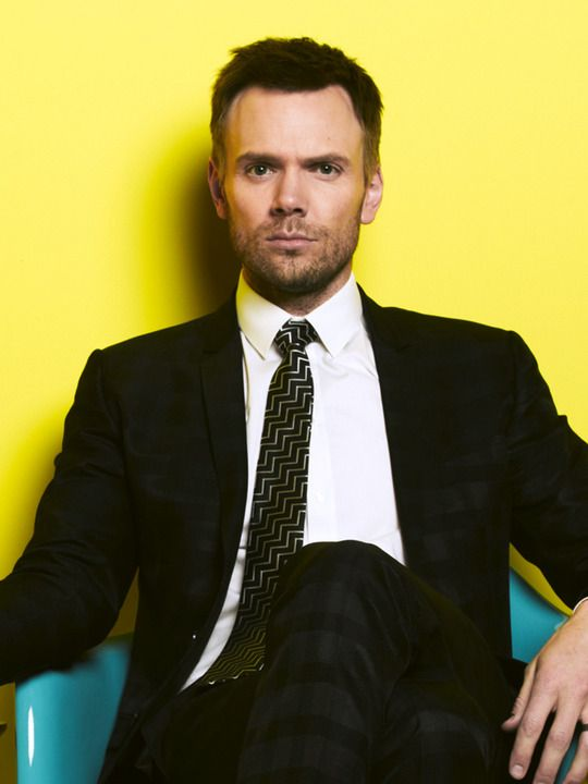 "Joel McHale. ""The Soup"" is my favorite part of the week."