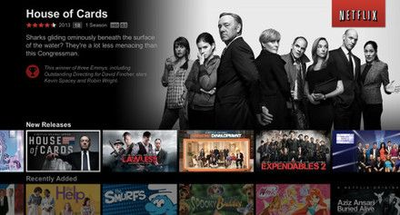 Netflix gets a brand new look - but not on Apple TV