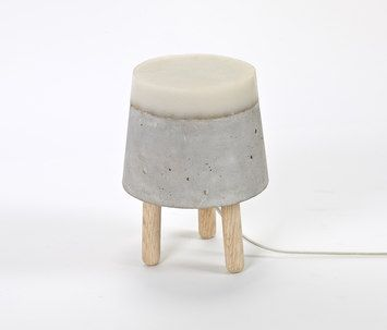 Concrete Lamps-Serax-Renate Vos