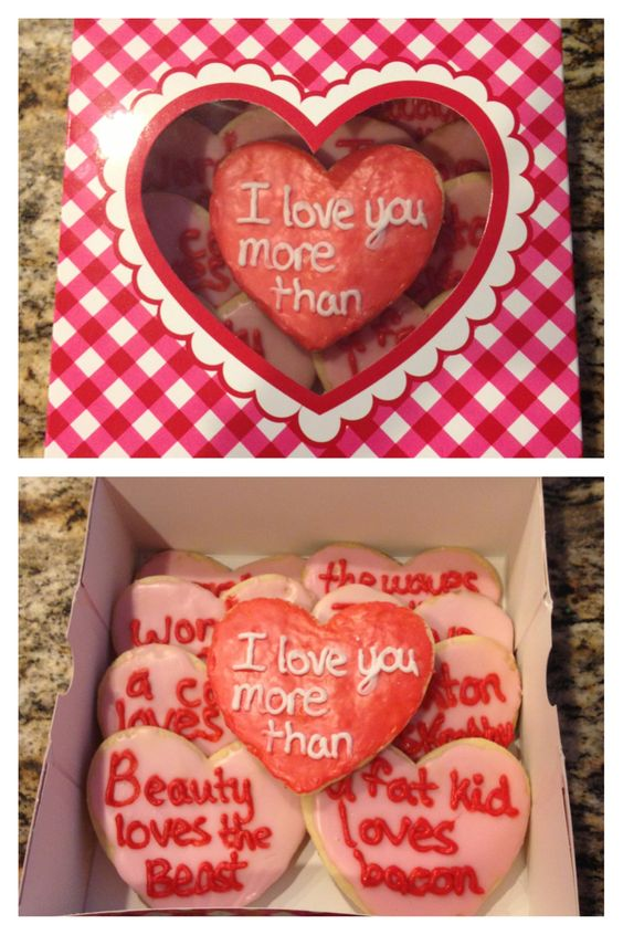 Cute For A Boyfriend Or Husband On Valentine 39 S Day