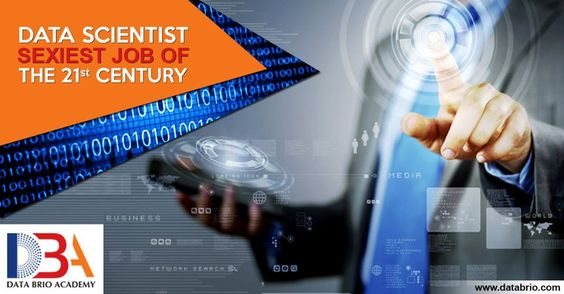 DataScientist Sexiest Job of the 21st Century. Book your seat @ www.databrio.com.
