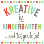 Kreative in Kindergarten