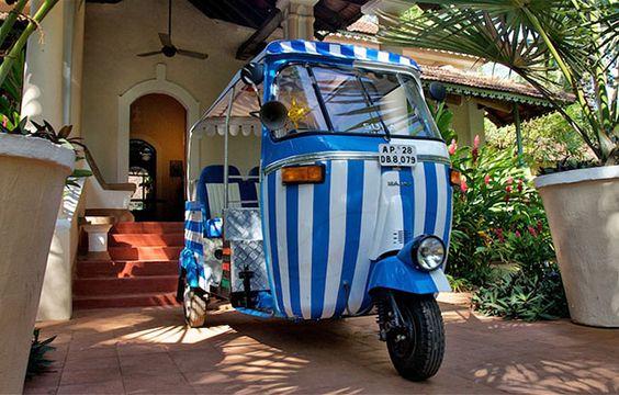India: Vivenda Dos Palhaços, Majorda Goa