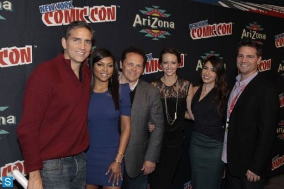 Person of Interest - Season 3 - NY Comic-Con Photos (11)