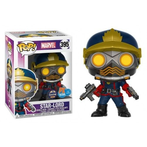 Funko Star Lord Classic Star Lord Funko Pop Toys Funko