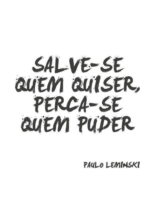 Paulo Leminski: