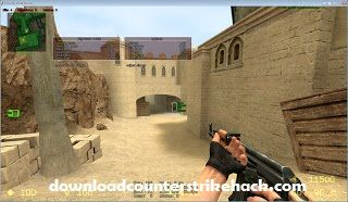 Counter-Strike 1.6 Wallhack + Aimbot
