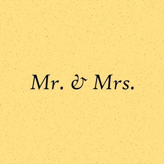 "Adorable little things with ""Mr. and Mrs."" on them! Possible wedding gifts?"