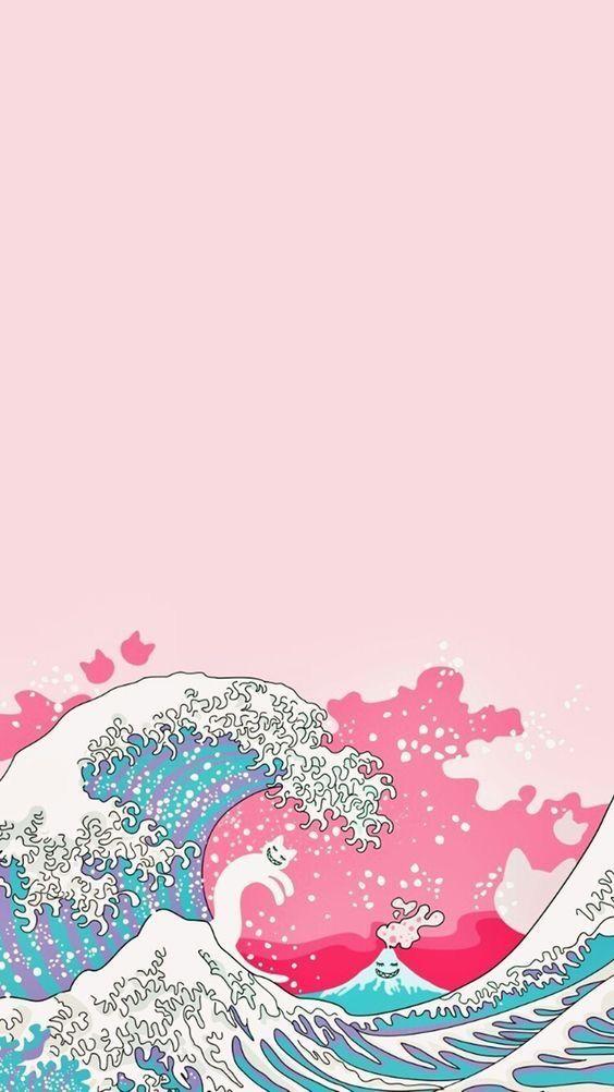 Pink Wallpaper Japanese