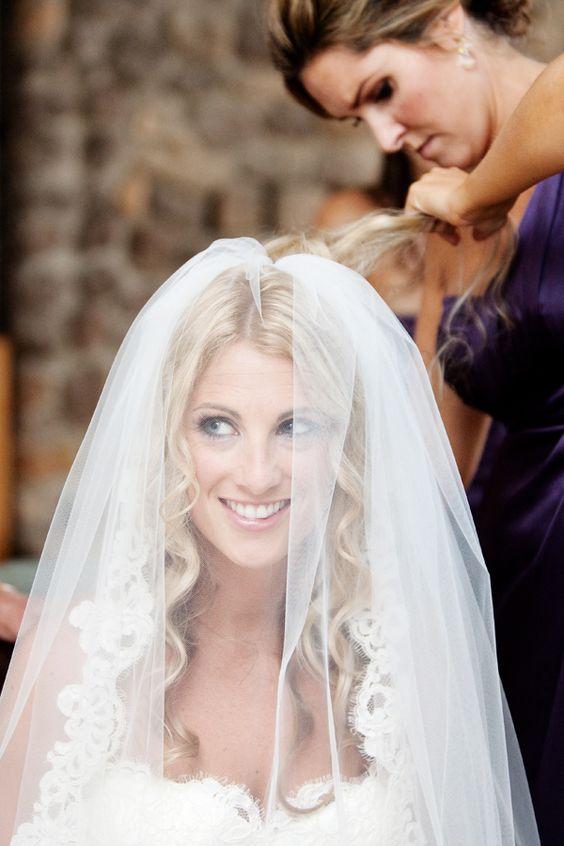 Bride Schleier