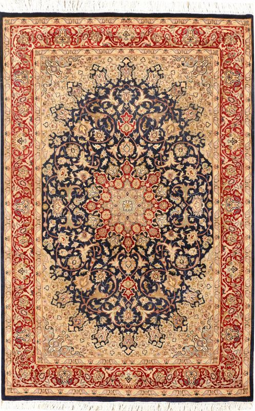 Ardibil 4 1 X 6 2 Ft No 44734 Carpet Colors Expensive Rug Handcrafted Rugs