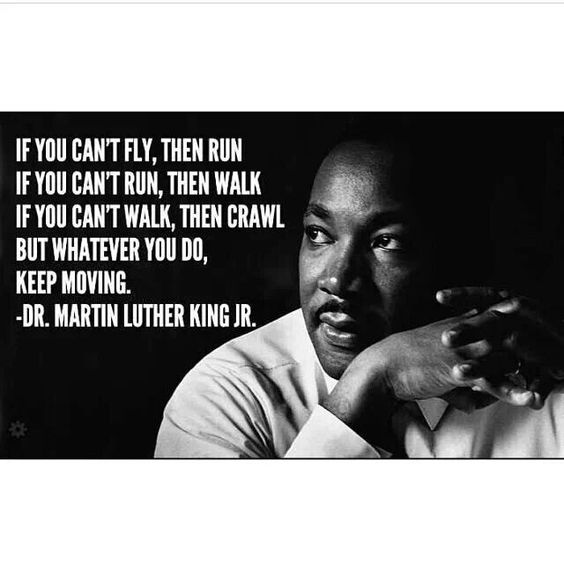 Famous Mlk Quotes: Famous Quote From Dr. Martin Luther King Jr.- He Is That