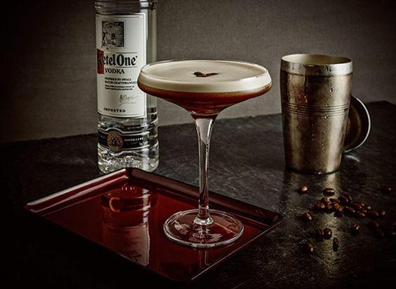 Ketel One Classic Espresso Martini