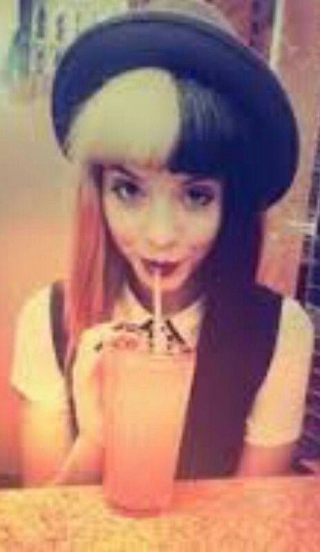 Smoothie or milkshake