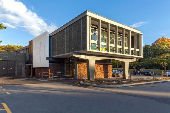 25 of New Zealand's Best Buildings Receive 2015 Canterbury Awards,Secondary Data Center, University of Canterbury / Warren and Mahoney. Image © David Higgins