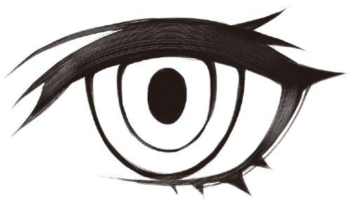 目の特徴でキャラクターの個性を描き分ける デジ絵 イラスト マンガ描き方ナビ アニメ 目 マンガの目 目のスケッチ