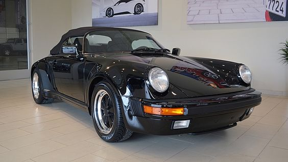 1989 Porsche 911 Speedster 3.2L presented as lot S102 at Houston, TX 2015 - image1