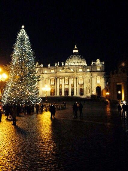Roma Christmas in Italy Рим на новий рік тури