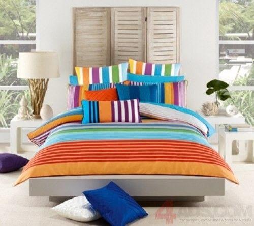 Win a Gemini Bedroom Set from Lorraine Lea Linen