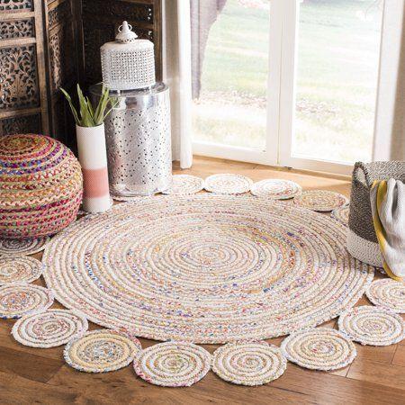 Home Textured Carpet Jute Rug Rug Shapes