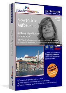Slowenisch lernen Bereiten Sie sich mit dem Slowenisch-Aufbaukurs auf eine fließende Verständigung vor!