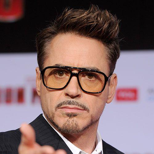 Iron Man Beard Cool Tony Stark Beard Styles How To Get Iron Man And Robert Downey Jr Facial Hair Goatee And Lo Beard Styles Mens Facial Hair Styles Beard