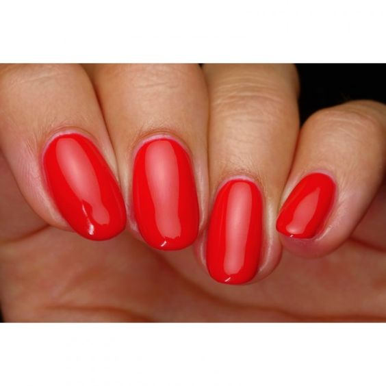 Pink Gellac 108 Lady in Red Gel-Nagellack via pinkgellac.de