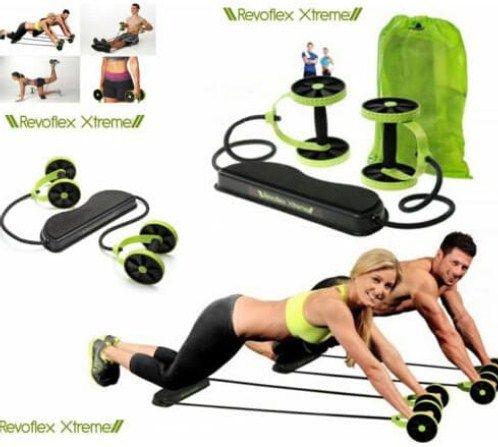 Revoflex Xtreme Alat Olahraga Gym Fitnes Kurus Praktis Body Fitness Gym Olahraga