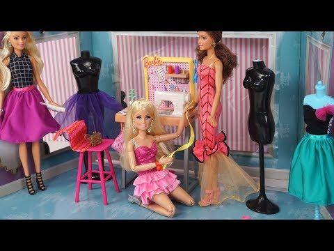 Barbie Doll New Fashion House Toy Barbie Dress Up Game For Kids Youtube Barbie Dress Up Games Barbie Dolls Barbie