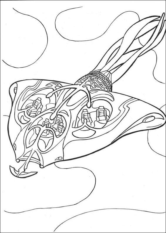 coloriage dessins dessins imprimer et la couleur en ligne star wars 13