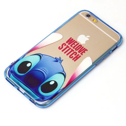 coque iphone 6 disney stitch